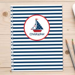 Set Sail Kids Notebook