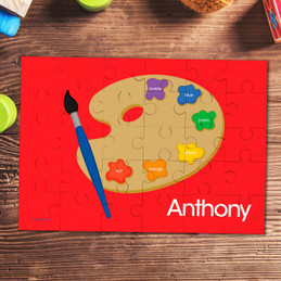 Ready for art Personalized Puzzles