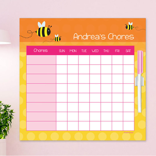 Fly Little Bee Kids Charts