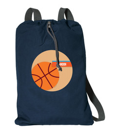 Basketball Fan Personalized Bags