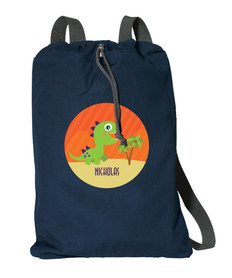 Baby Dinosaur Personalized Kids Bags