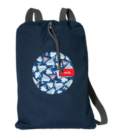 Bite Them Back Personalized Cinch Bags