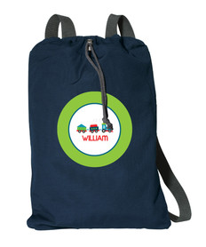 Choo Choo Train Personalized Bags For Kids