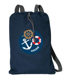 Nautical Ways Personalized Kids Bags