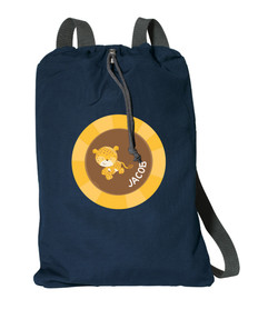 Cute Baby Cheetah Personalized Bags For Kids