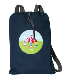 Fun Circus Personalized Kids Bags