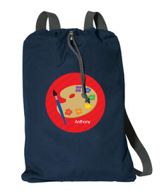 Ready For Art Personalized Drawstring Bags