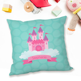 A Castle In The Sky Pillows