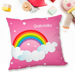 Dreamy Rainbow Pillows