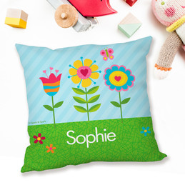 Spring Blooms Pillows