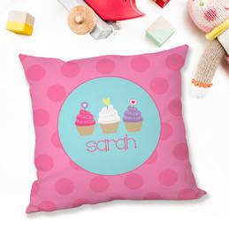 Sweet Cupcakes Pillows