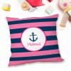 Let's Sail - Pink Pillows