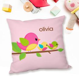 Singing Birds Pillows