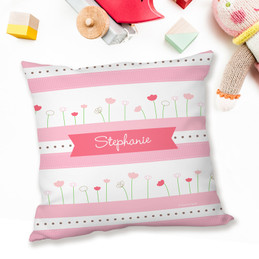Cute Tiny Tulips Pillows