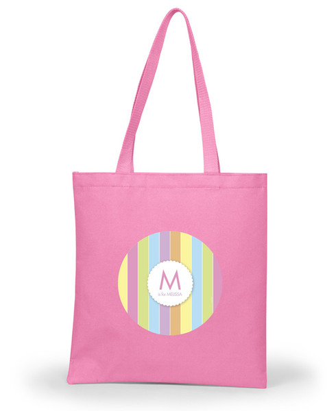 Pink Pastels Initial Easter Gifts
