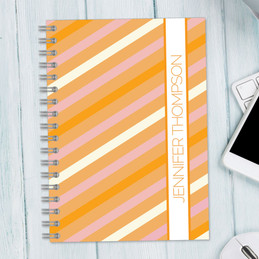 Bold Lines Writing Journal
