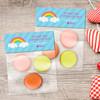 Colorful Rainbow Treat Bags