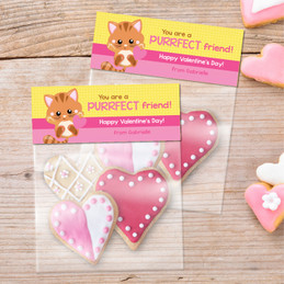 Cute Little Kitten Treat Bags
