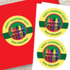 Full Of Color Address Labels