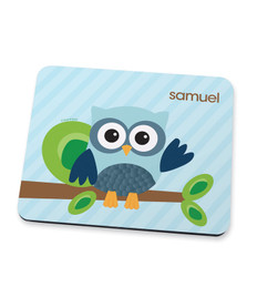 Owl Be Yours Boy Mouse Pad