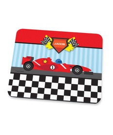 Fast Race Mouse Pad