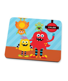 Monster Attack Mouse Pad