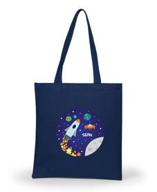 Rocket Launch Tote Bag