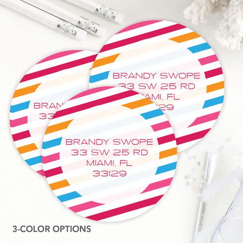 Beautiful Colors Label Set