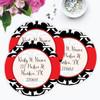 Victorian Initials Label Set