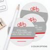 Bike Ride Label Set
