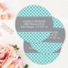 Quatrefoil Beauty Label Set