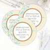 Tapestry Pattern - Damask Label Set