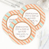 Tapestry Pattern - Stripes Label Set