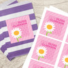 A Daisy For You Gift Label Set