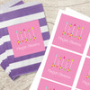 Colorful Arrows Gift Label Set