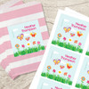 A Butterfly Field Gift Label Set