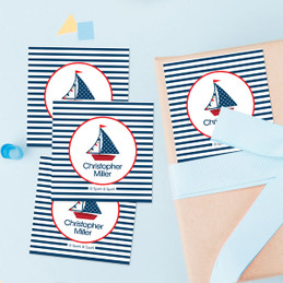 Set Sail Gift Label Set