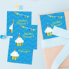 Happy Bday To You Boy Gift Label Set