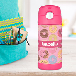 Sweet Donuts Thermos Bottle