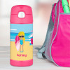 Beach Girl Thermos Bottle