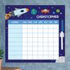 Rocket Launch Kids Chore Chart
