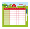 A Day In The Farm Chore Chart