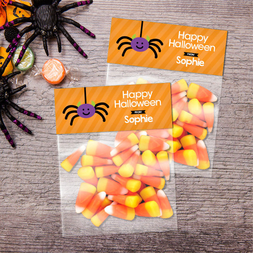 Cute Spider Treat Bags