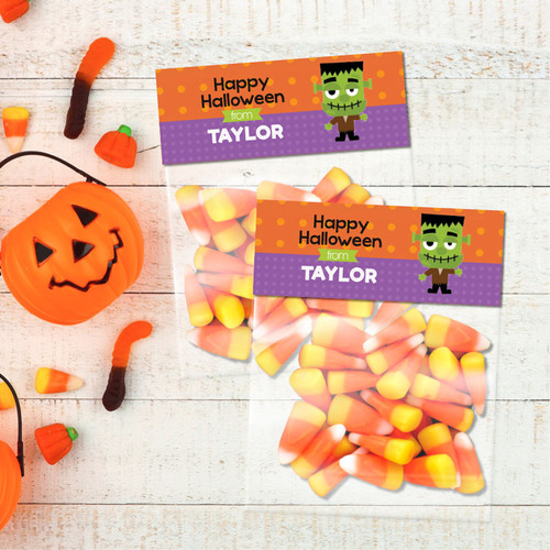 Hey Frankie Halloween Treat Bags