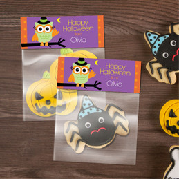 Halloween Owl Treat Bags