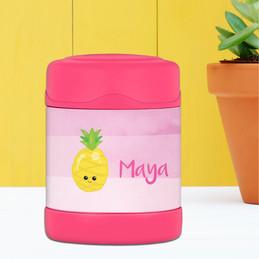 Yummy Pineapple Thermos Food Jar