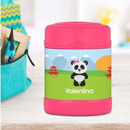 Sweet Panda Thermos Food Jar