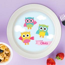Three Owls Kids Bowl