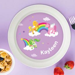 Sweet Unicorns Kids Bowl