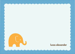 My Little Elephant Notecards1